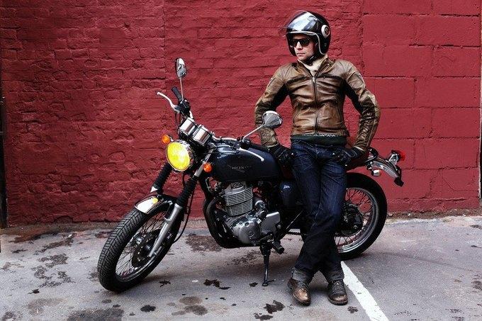 В Москве пройдёт выставка раритетных мотоциклов Vintage Bike Days. Изображение № 1.