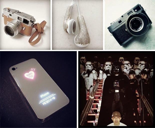 Дизайнеры марок и эксперты стиля в Instagram. Изображение № 5.