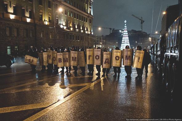 Реакция героев журнала FURFUR на события в Москве пятого декабря. Изображение № 20.