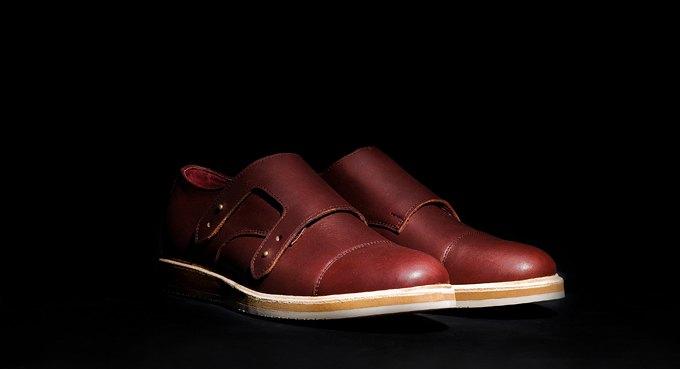Новая марка: Мужские кожаные ботинки «Циркуль». Изображение № 5.