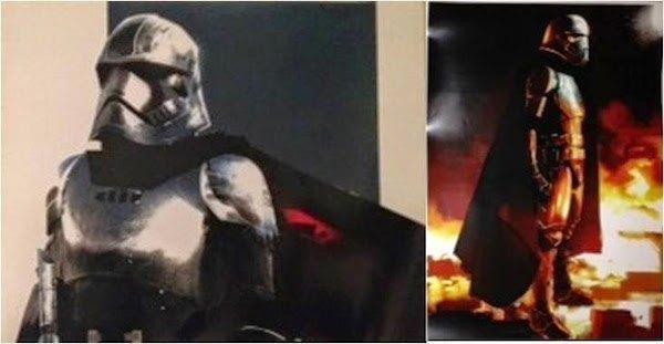 В сеть слили концепт-арт седьмого эпизода «Звёздных войн». Изображение № 7.