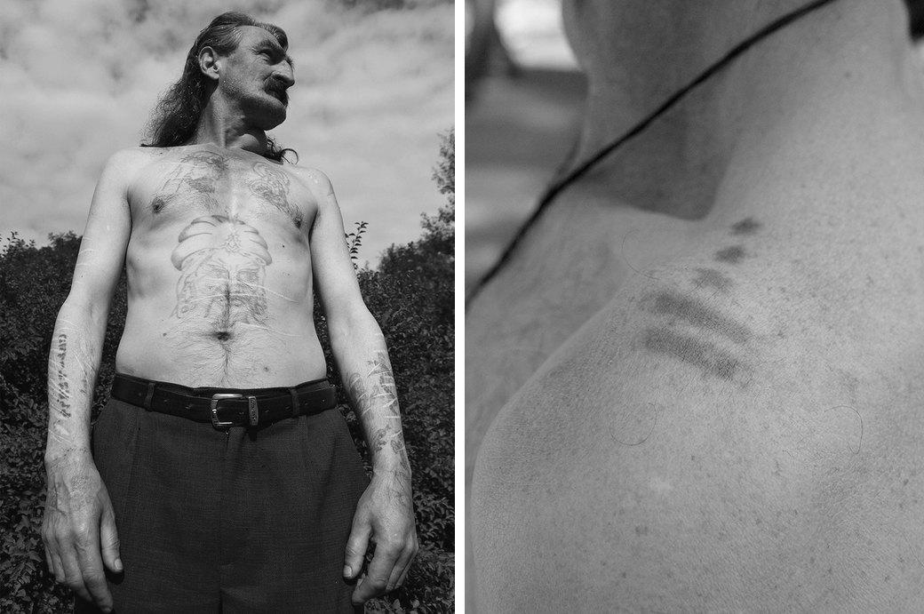 Польская тюремная тату: Краткий путеводитель по уникальному стилю. Изображение № 6.