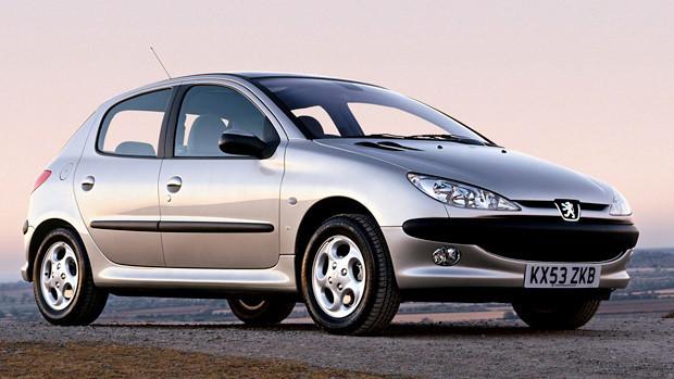 Peugeot 206 . Изображение № 3.