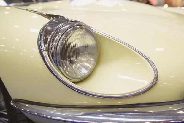 Машина времени: 8 лучших ретроавтомобилей с выставки «Олдтаймер». Изображение № 9.