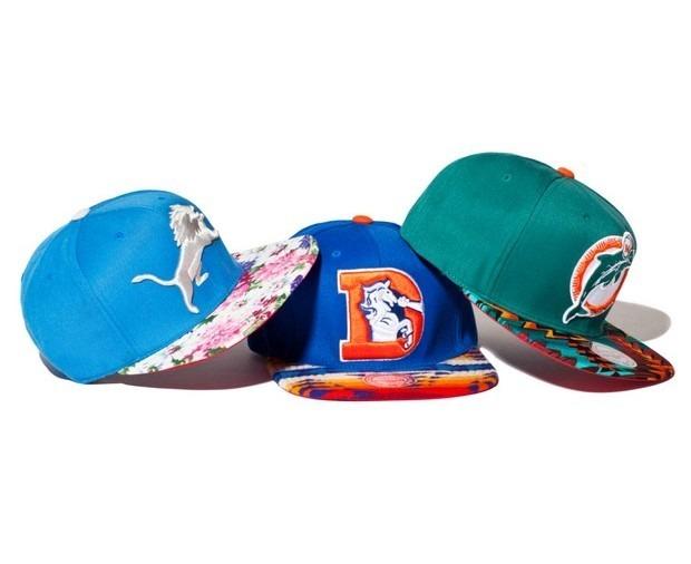 Genesis Project совместно с Pendleton выпустили вторую коллекцию кепок с символикой команд НБА. Изображение №3.