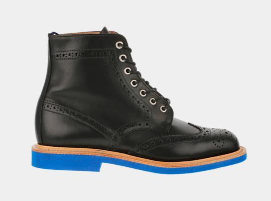Марк МакНейри и Billionaire Boys Club выпустили совместную модель ботинок. Изображение № 3.