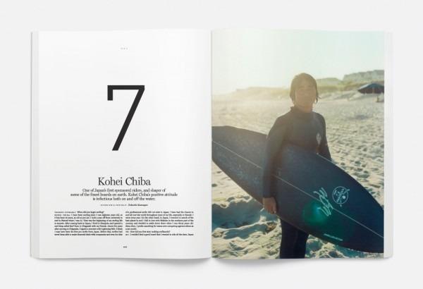 Вышел первый номер журнала Saturdays Magazine американской марки Saturdays Surf NYC. Изображение № 6.