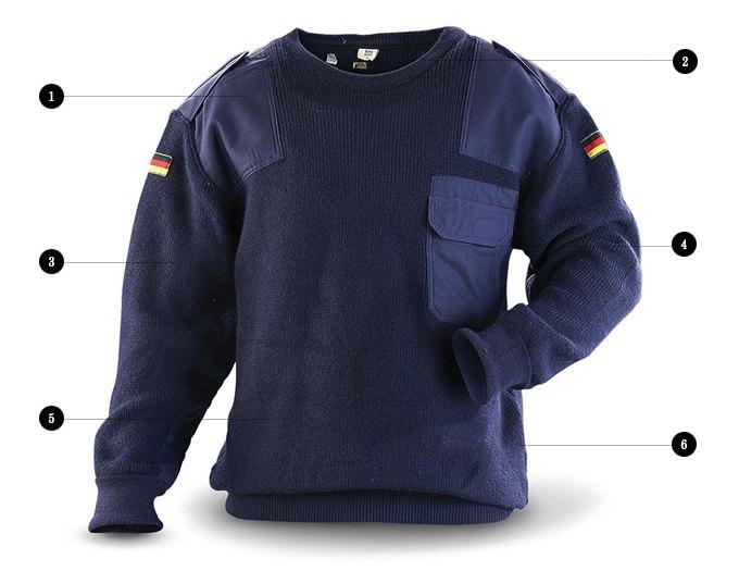 Коммандо: История и отличительные черты свитеров британского десанта. Изображение № 4.
