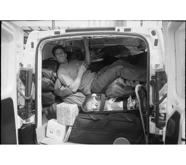 Марки Stussy и Heel Bruise готовят совместную фотовыставку . Изображение № 9.