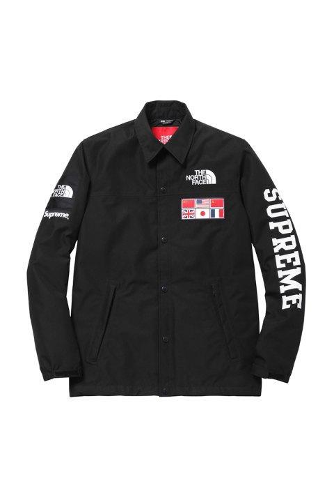 Марка Supreme представила коллаборацию с брендом The North Face. Изображение № 15.