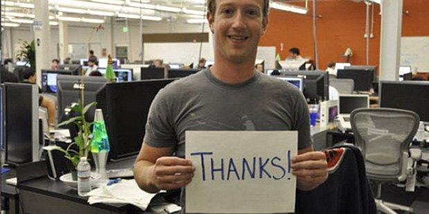 Взломщику страницы Цукерберга заплатили 10 тысяч долларов. Изображение № 1.
