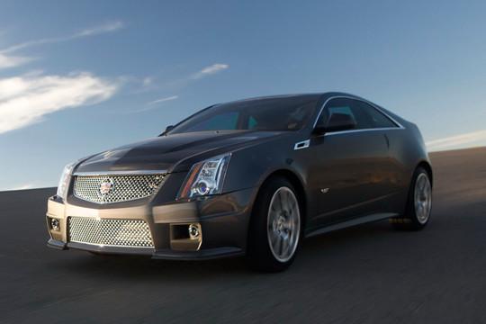 Cadillac CTS-V. Изображение № 6.