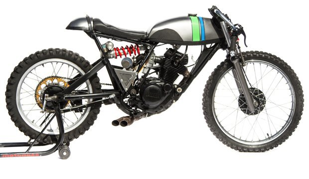 Мастерская Deus Ex Machina устроила голосование за свой лучший кастомный мотоцикл. Изображение № 3.