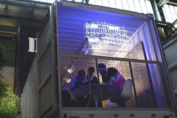 Детали: Фоторепортаж с выставок Bread & Butter, Capsule и открытия магазина Stussy в Берлине. Изображение № 29.