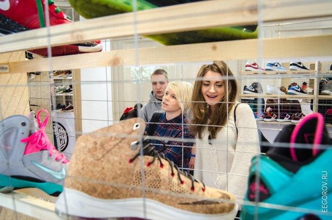В Питере пройдёт выставка коллекционных кроссовок SPb Sole. Изображение № 2.