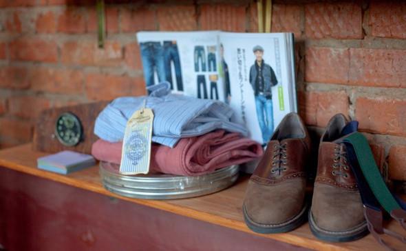 Новый московский магазин мужской одежды Preppy Store. Изображение № 1.