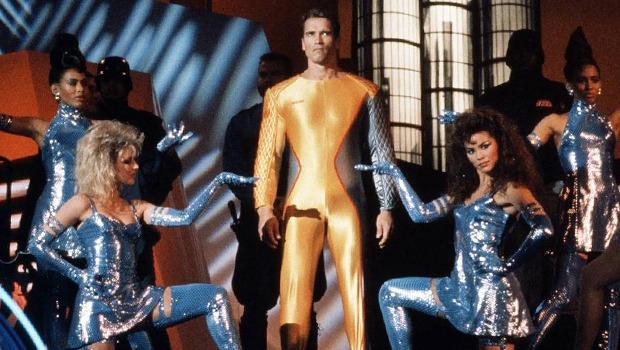 Облик грядущего: Какой представляли одежду будущего режиссеры фантастических фильмов. Изображение № 8.