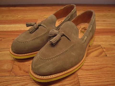 Дизайнер Марк МакНейри выпустил весеннюю коллекцию обуви. Изображение № 1.