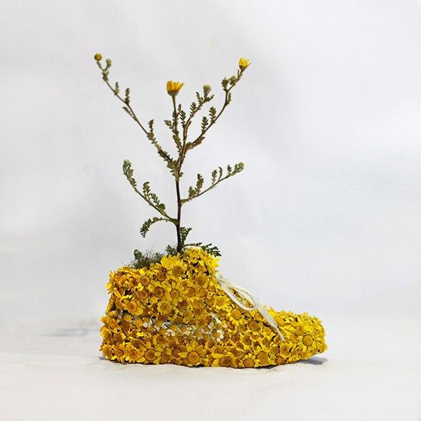 «Just Grow It!»: Известные модели кроссовок Nike из растений и цветов. Изображение № 8.