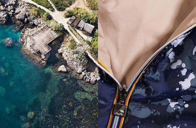 Совмещение природных ландшафтов и одежды в коллажах фотографа Джозефа Форда. Изображение № 5.