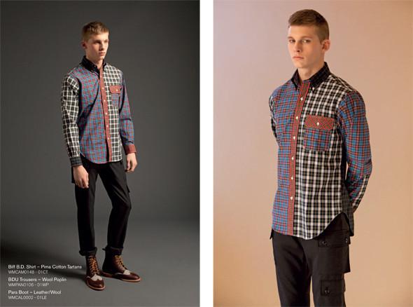 Лукбук Woolrich Woolen Mills F/W 2011-2012. Изображение № 4.