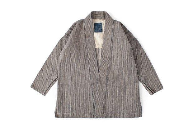 Японская марка Visvim представила новую коллекцию одежды F.I.L. Indigo Camping Trailer. Изображение № 5.
