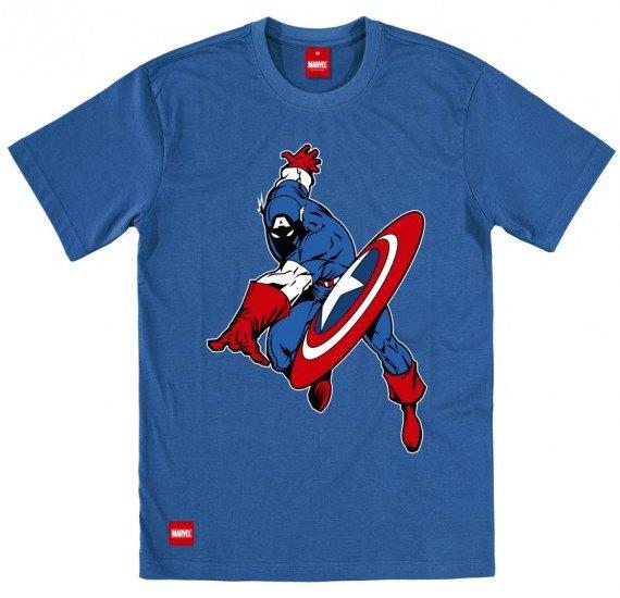 Британская марка Addict представила коллекцию одежды с героями комиксов Marvel. Изображение № 6.