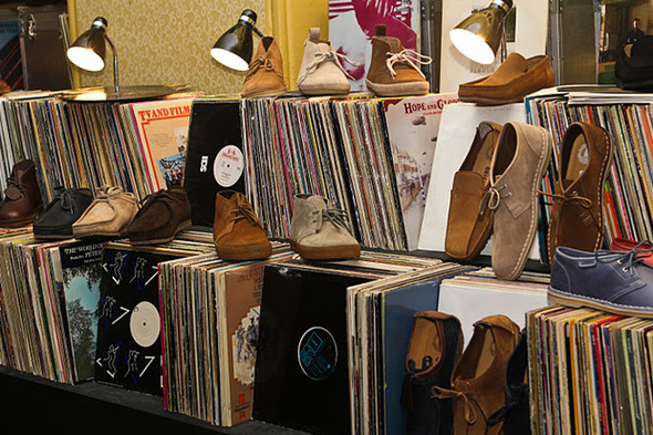 Новая коллекция обуви Clarks Originals. Изображение № 6.