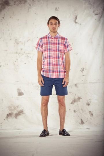 Марка Obey выпустила лукбук весенней коллекции одежды. Изображение № 7.