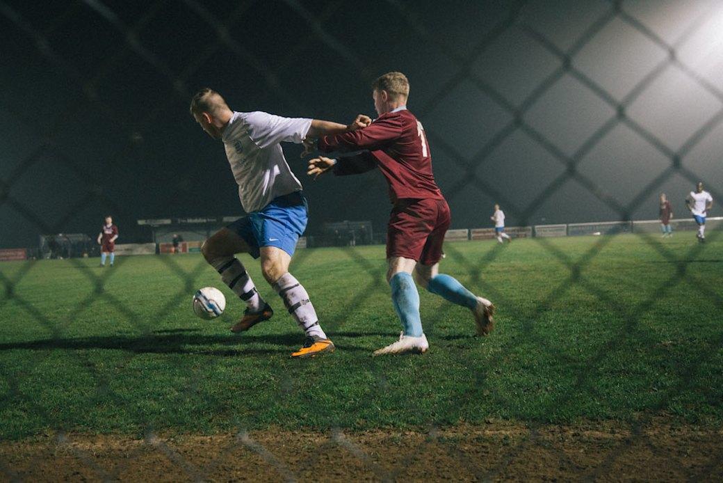 Как английские тюремные надзиратели организовали свою футбольную команду. Изображение № 7.