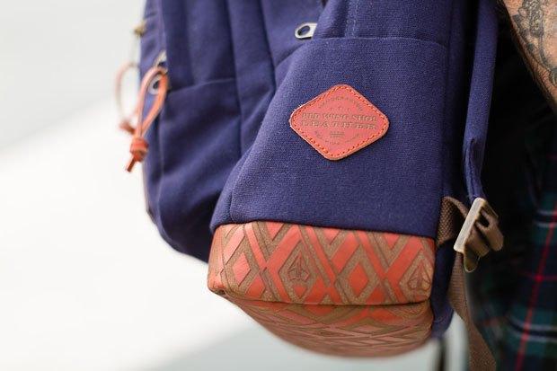 Марки Benny Gold, Huf и JanSport выпустили капсульную коллекцию рюкзаков. Изображение № 7.