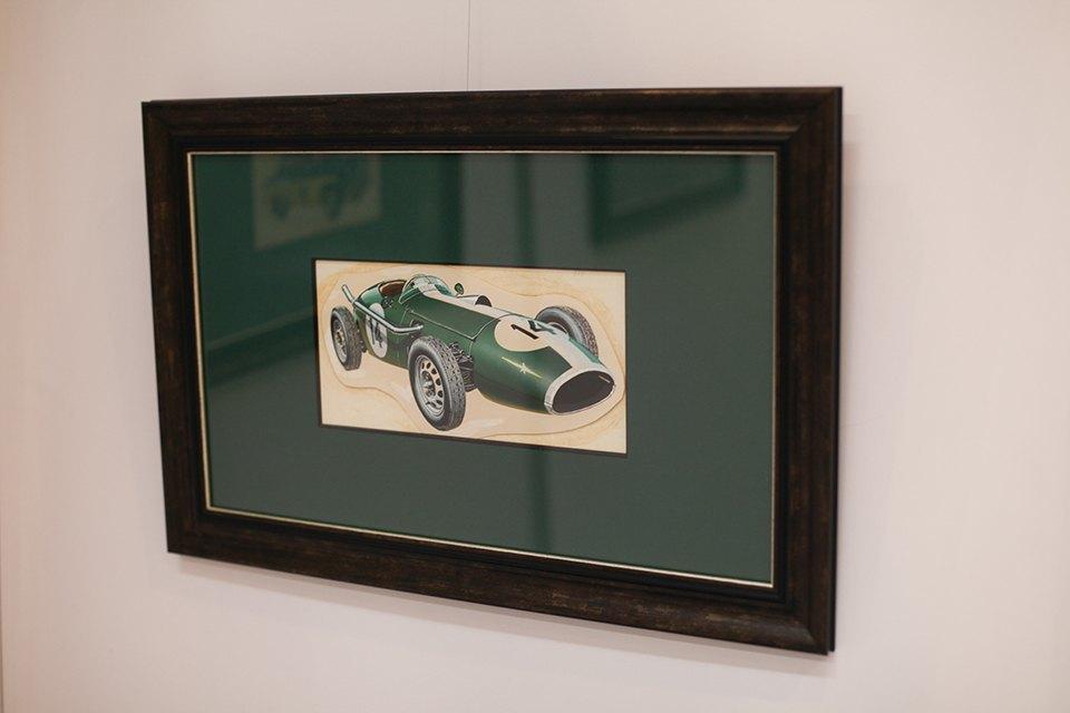 Машина времени: Лучшие экземпляры автовыставки «Олдтаймер». Изображение № 28.