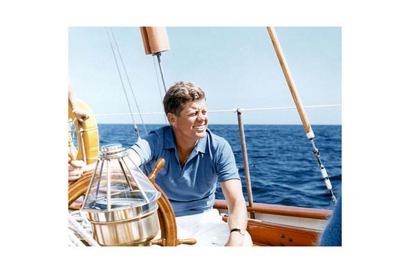 Джон Кеннеди. Изображение №34.
