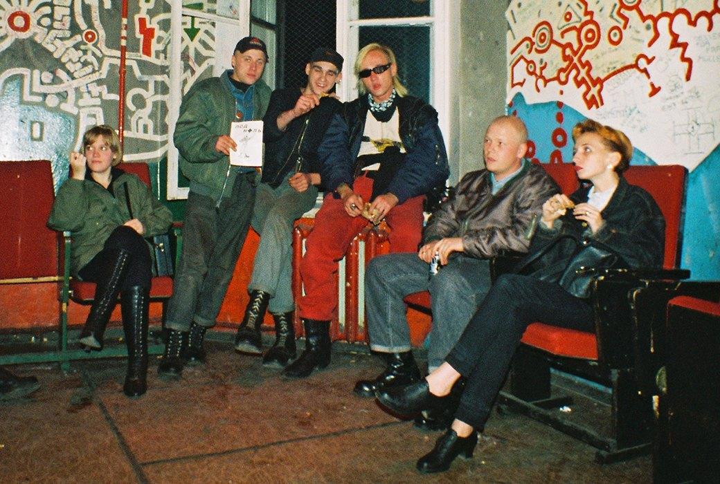 Как жил русский музыкальный андеграунд 1990-х. Изображение № 3.