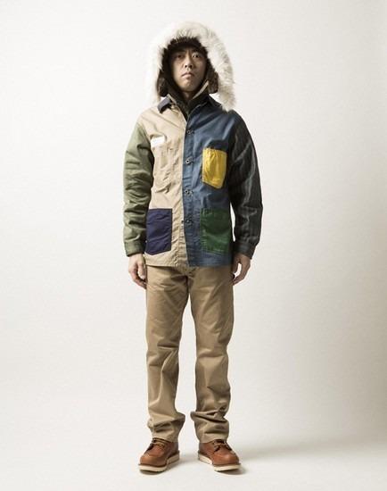 Японская марка Human Made опубликовала лукбук осенней коллекции одежды. Изображение № 10.