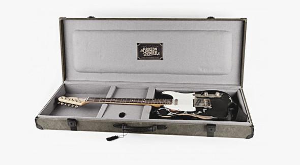 Совместная работа марки Brixton и компании Fender. Изображение № 1.