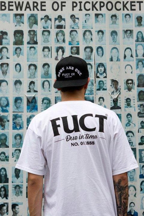 Марка FUCT опубликовала лукбук новой коллекции Due in Time. Изображение № 13.