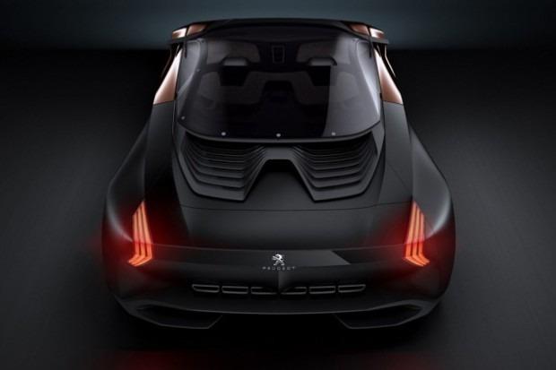 Peugeot анонсировал выпуск гибридного суперкара Onyx. Изображение № 9.