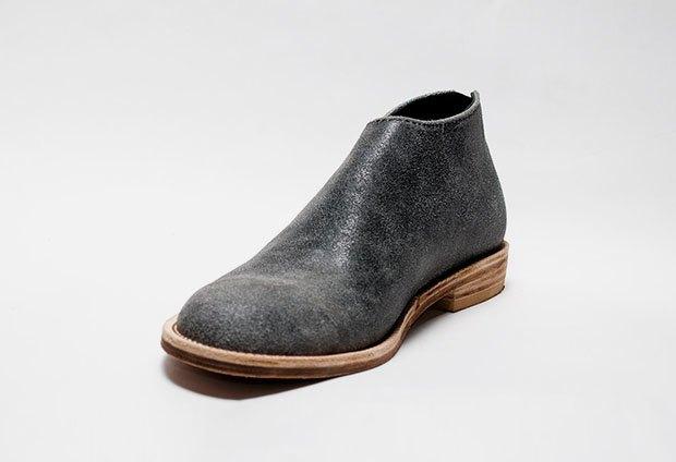 Новая марка: Кожаная обувь Ali Saulidi. Изображение № 3.