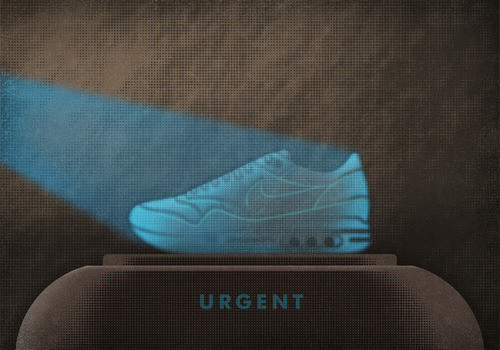 Книга иллюстраций, посвящённая кроссовкам Nike Air Max. Изображение № 9.
