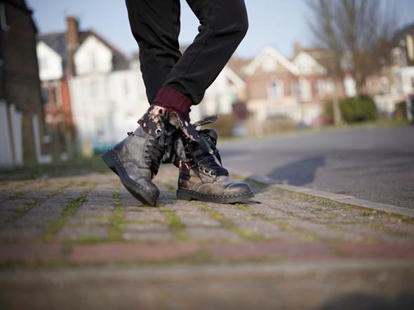Крутой замес: Новая коллекция ботинок Dr Martens. Изображение № 9.
