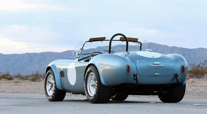 Shelby возродила гоночный спорткар 289 FIA Cobra. Изображение № 2.
