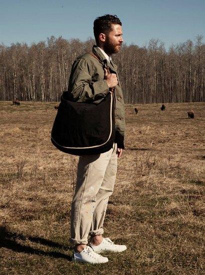 Канадский ритейлер Haven выпустил лукбук весенней коллекции одежды. Изображение № 6.