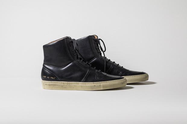 Марка Common Projects представила осеннюю коллекцию обуви. Изображение № 10.