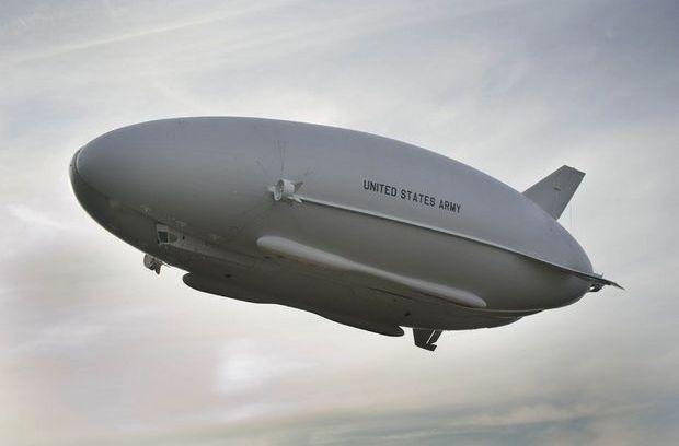Американцы разработали бронированный дирижабль-беспилотник  . Изображение № 2.