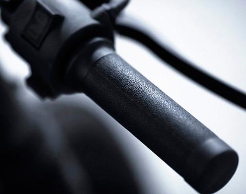 Китайская мастерская Bandit9 выпустила кастомизированный мотоцикл Nero. Изображение № 4.