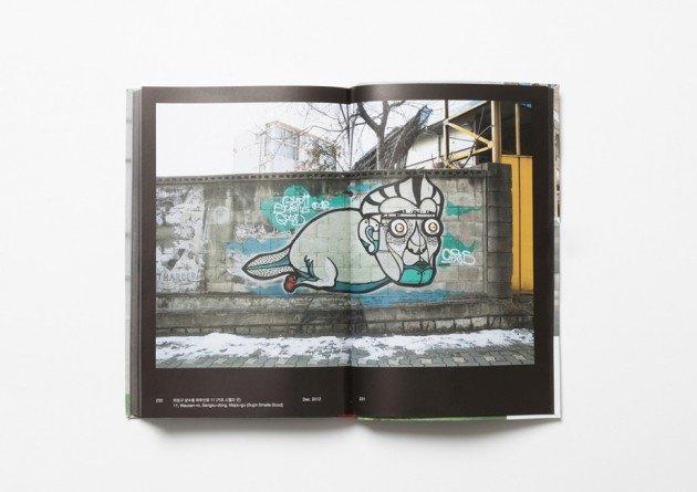 Вышла книга об уличном искусстве Сеула. Изображение № 10.