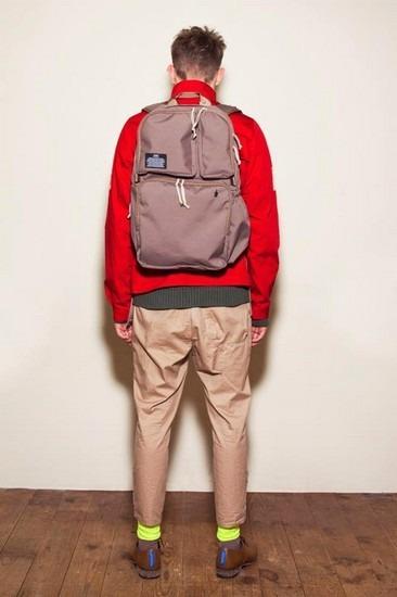 Марка Undercover опубликовала лукбук весенней коллекции одежды. Изображение № 15.