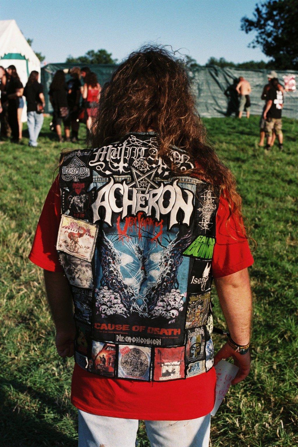 Цельнометаллическая оболочка: Путеводитель по курткам металлистов в формате фоторепортажа. Изображение № 41.