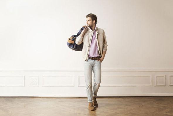 Мужские лукбуки: Zara, H&M, Pull and Bear и другие. Изображение № 1.